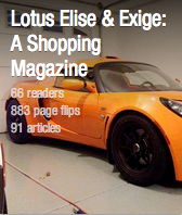 Read Lotus Elise & Exige: The Shopping Magazine on Flipboard